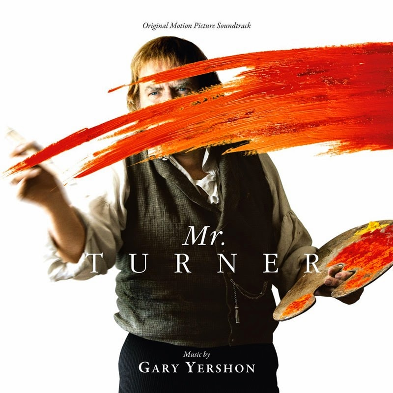 mr turner soundtracks