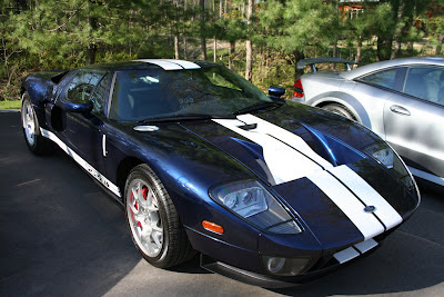 Classic Ford GT Racing