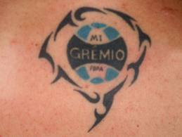 Desenhos de Tatuagens do Grêmio