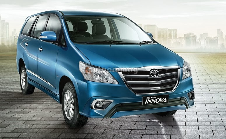 The ALL NEW INNOVA 2014 Launched