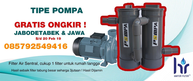 GRATIS ONGKIR untuk JABODETABEK & Jawa