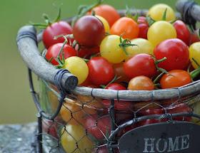Assorterte cherrytomater
