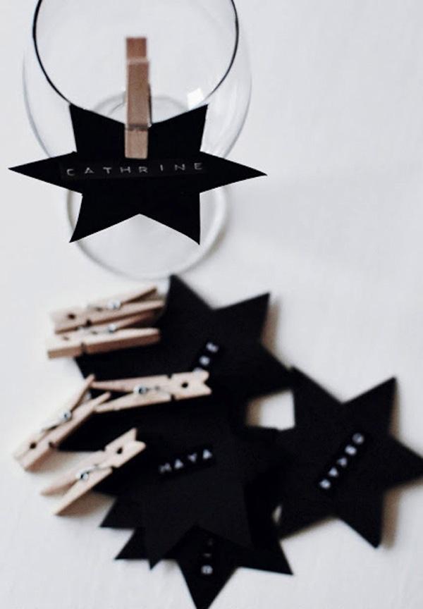 estrella nombre decoracion nochevieja