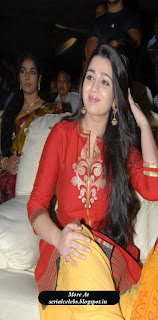Charmi in red top event photos