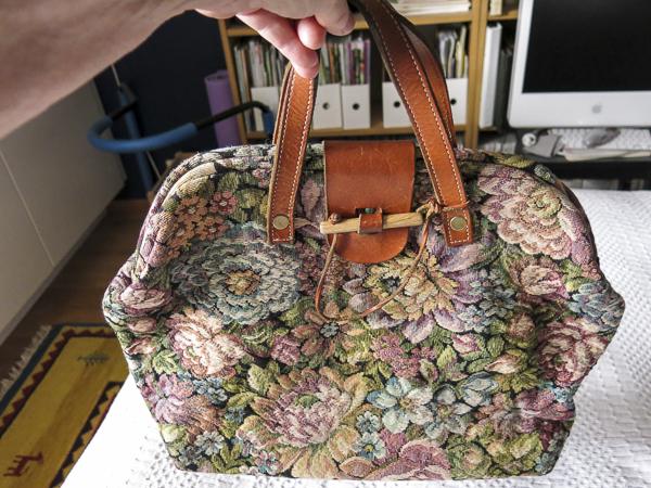 väska, bag, handväska