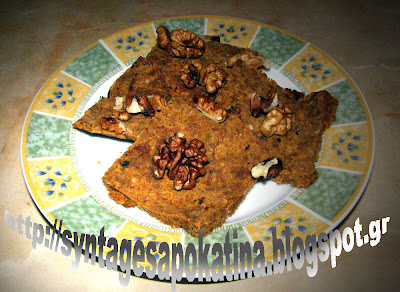 χαλβάς με πετιμέζι, γρήγορη, απλή και γλυκειά συνταγή http://syntagesapokatina.blogspot.gr