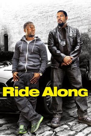 Poster Ride Along 2014