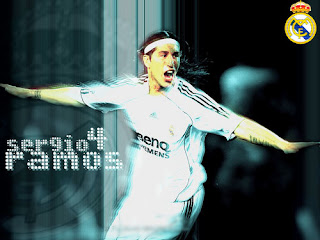 Sergio Ramos Wallpaper 2011 6