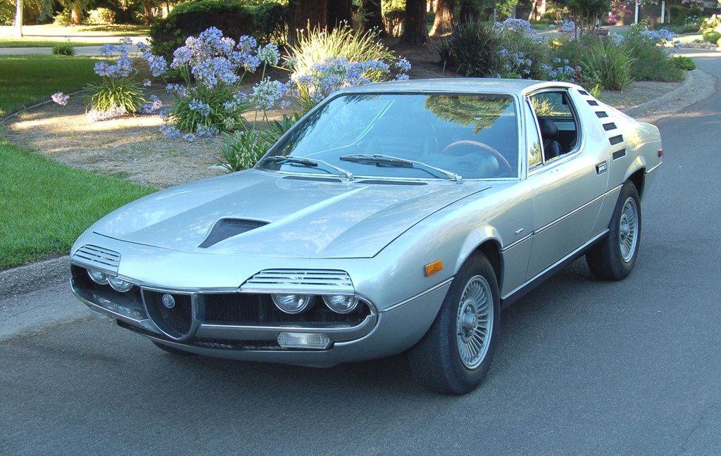 Avengers in Time: 1970, Cars: Alfa Romeo Montreal