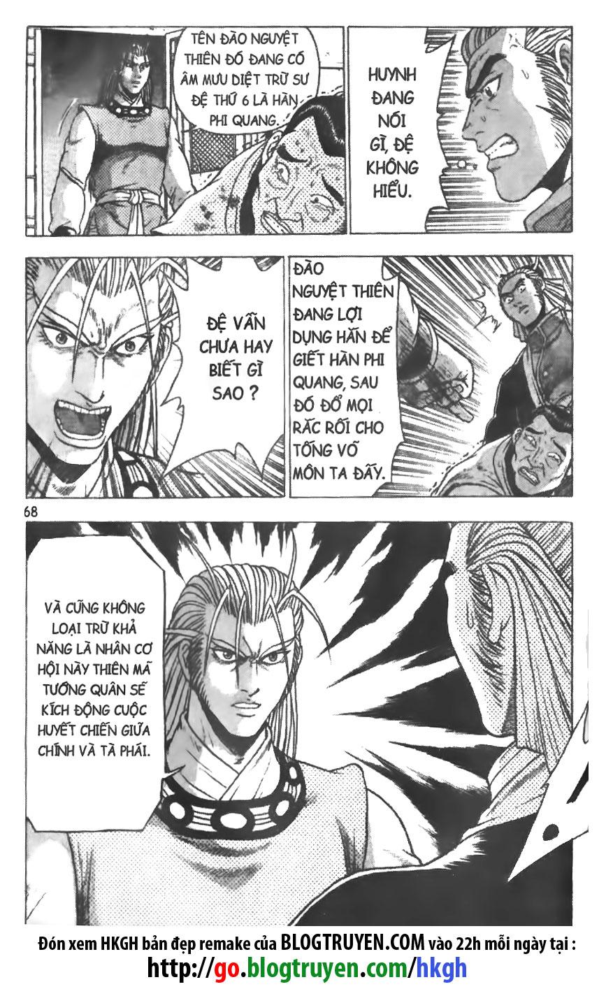 Hiệp Khách Giang Hồ chap 189 page 18 - IZTruyenTranh.com