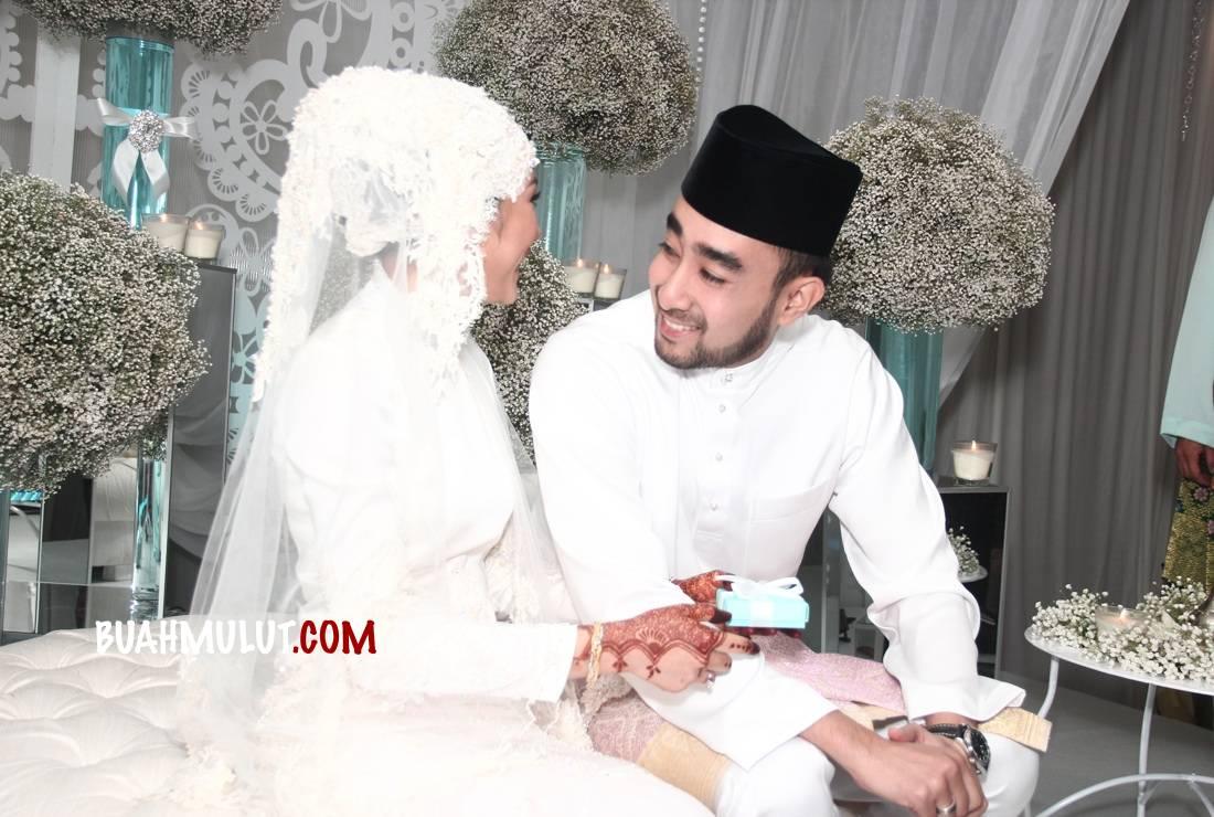 Liyana Jasmay & Fathudin Mazlan Nikah