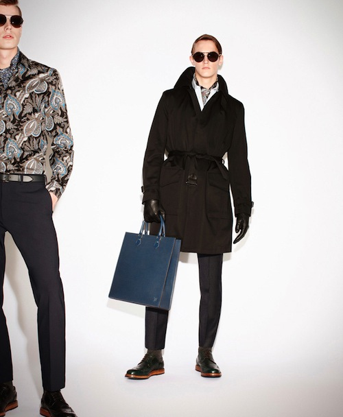 Louis Vuitton Homme Pre-Fall 2013 Collection   Lookbook