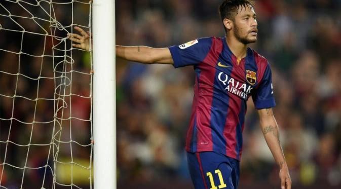 Perpanjang Kontrak Hingga 2020 Untuk Neymar