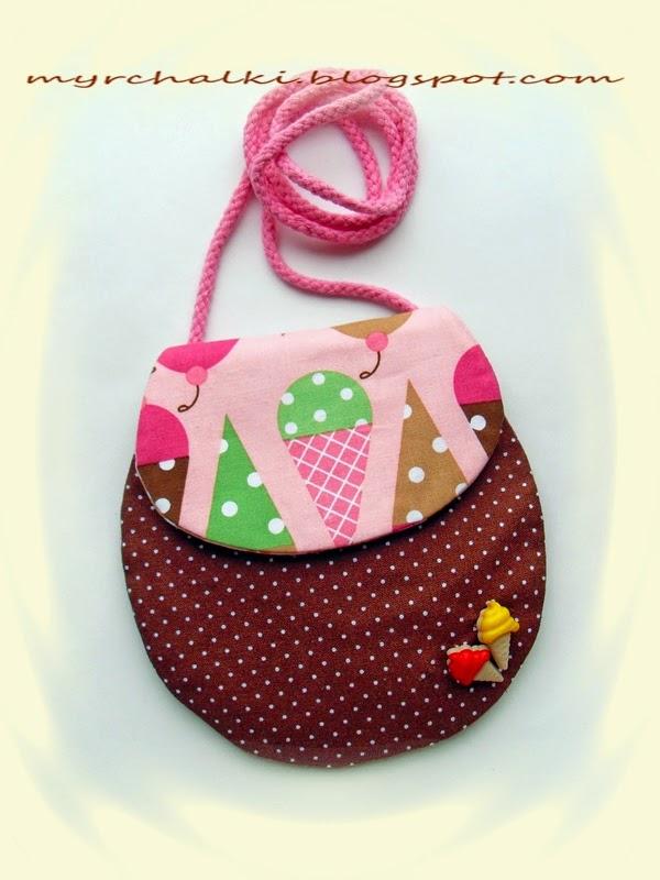 Детская сумочка своими руками для девочки фото 93