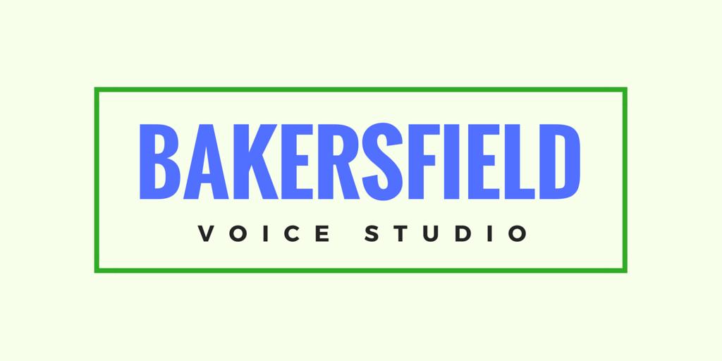 Bakersfield Voice Studio