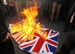 Kerajaan Britain yang benarkan Pengeksport Material Gas Kimia ke Syria