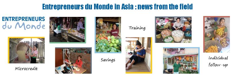 Entrepreneurs du Monde Asia blog