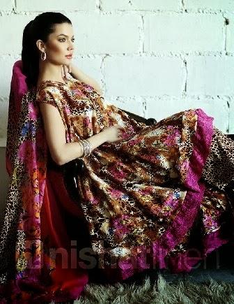 Nishat Linen Lawn Dresses 2014