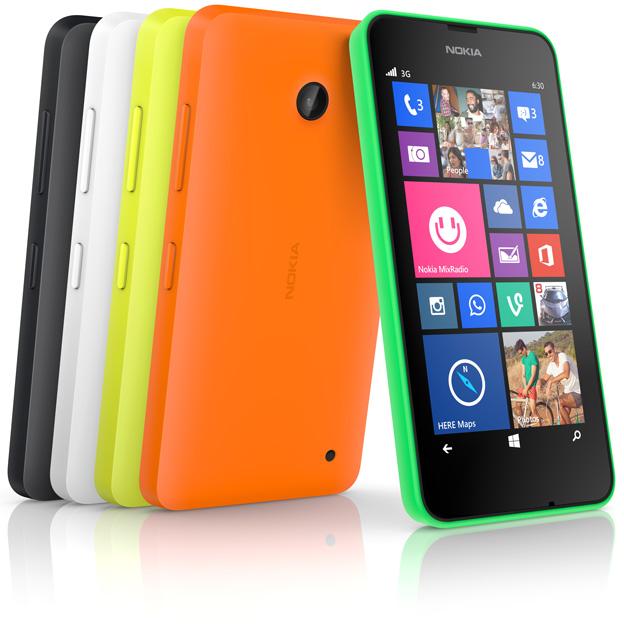 Nokia Mengumumkan Lumia 630 dan 635 Dengan Windows Phone 8.1