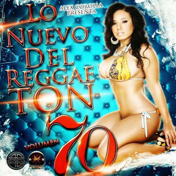 Lo Nuevo Del Reggaeton Vol. 70 (2015)
