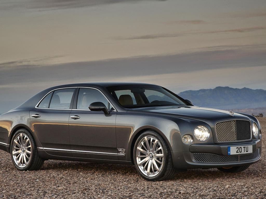2014 Bentley Mulsanne Wallpaper