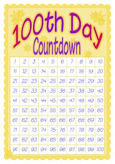 Countdown Calendar Chart | New Calendar Template Site