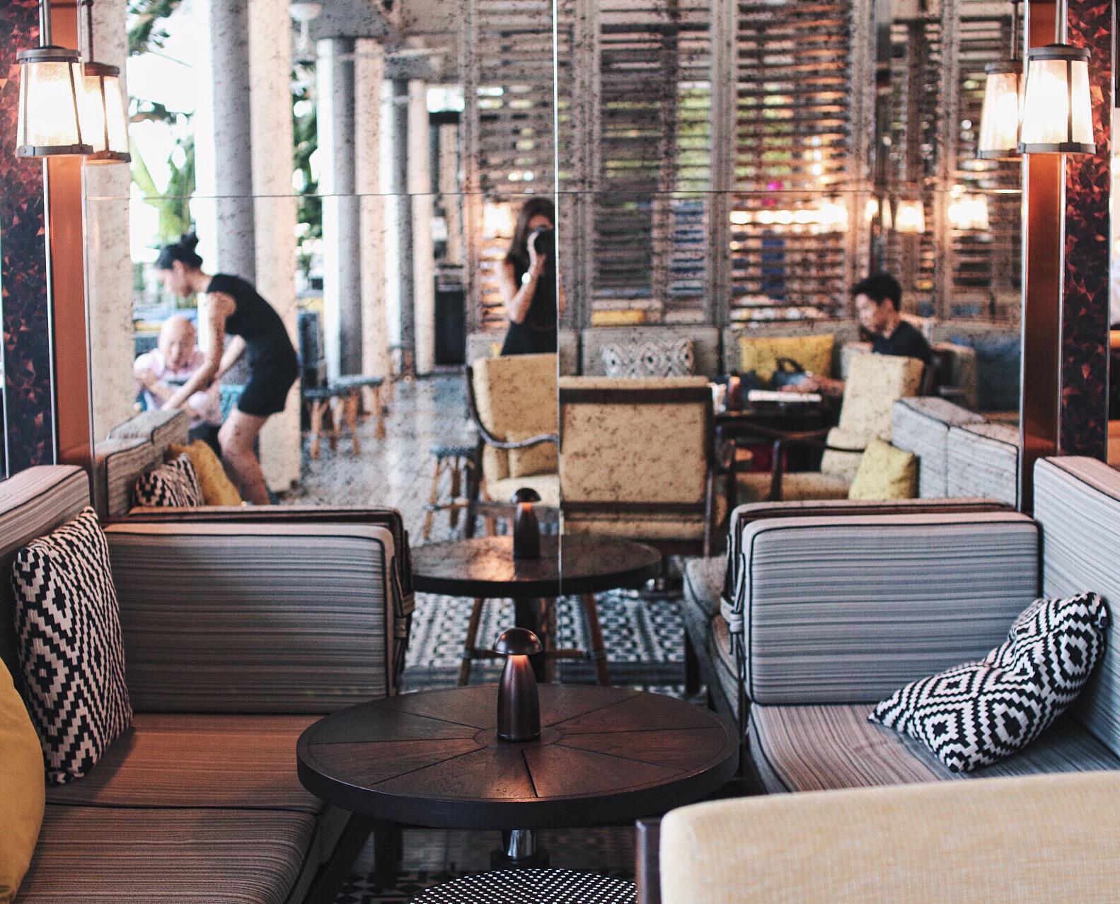 Spago, MBS, Singapore,  wolfgang Puck, marina bay sands, lounge