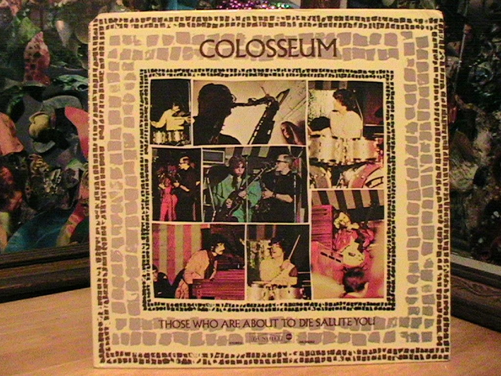 colosseum discography rar