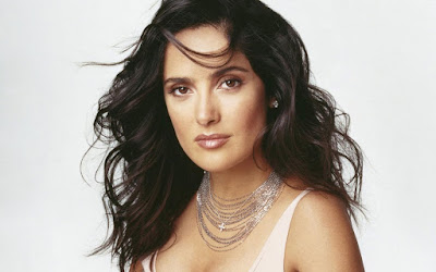 Godgeous Salma Hayek Wallpaper