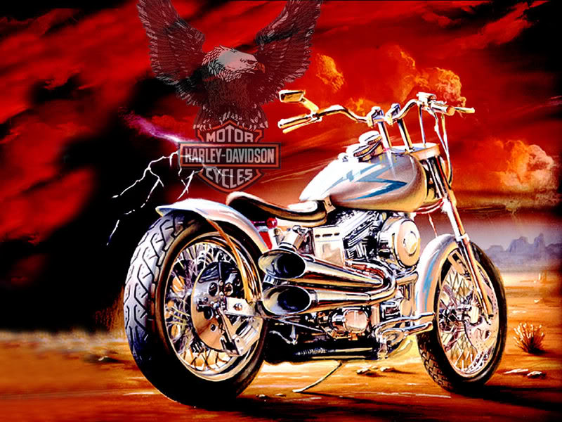Happy Birthday Harley-Davidson