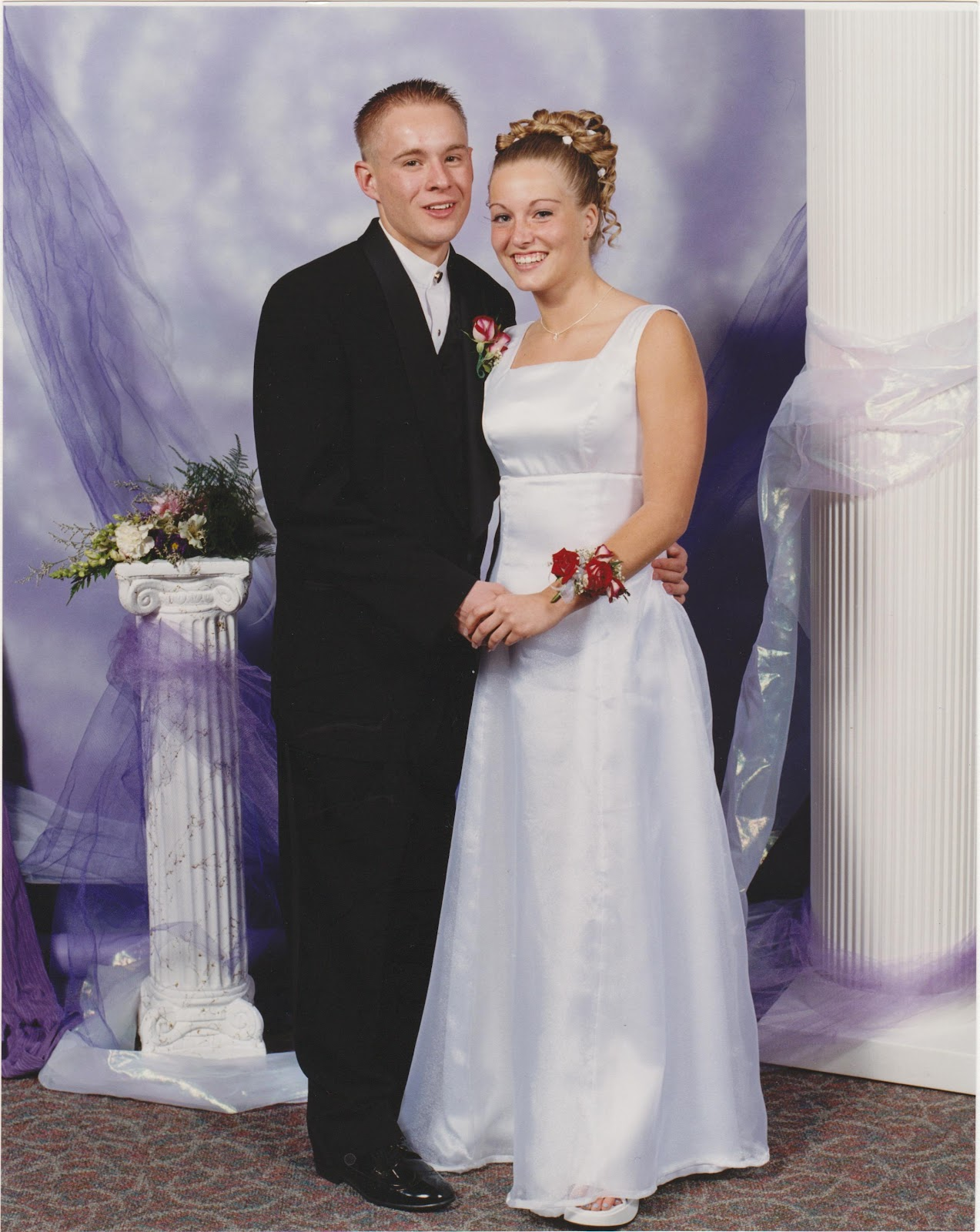 Prom Hairstyles 90s : Gallery for gt s prom hair