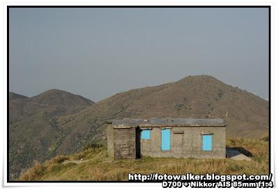 伯公坳-大東山-爛頭營 (Pak Kung Au-Tai Tung Shan/Sunset Peak-Lantau Mountain Camp) II