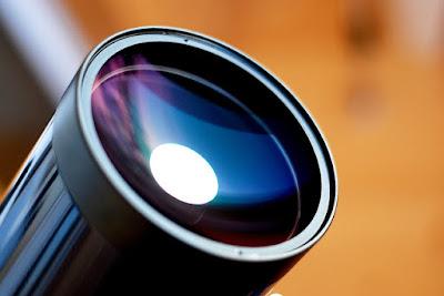 Jual baru riflescope discovery vt mil dot reticle di