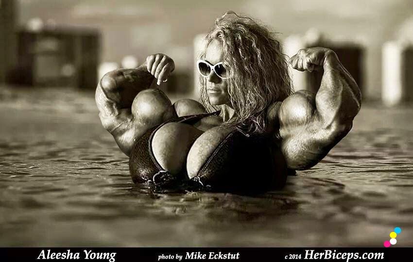 Aleesha Young Morph
