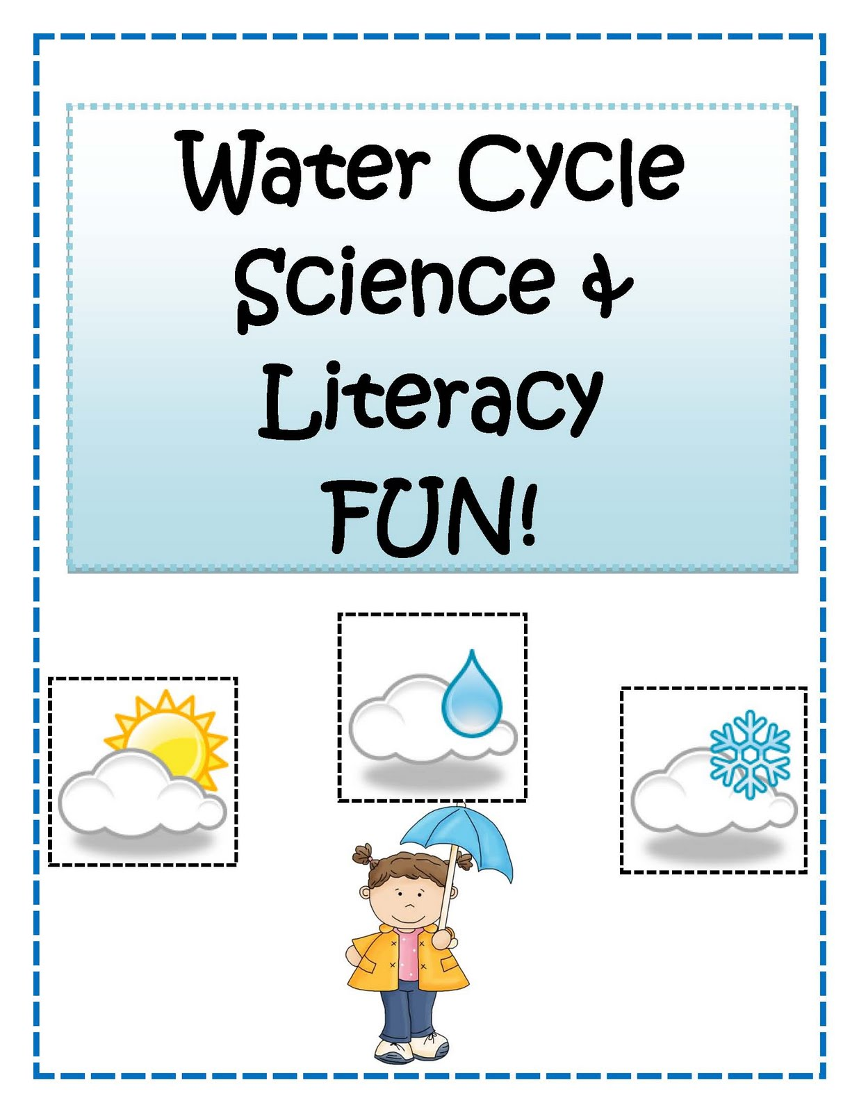 Little Miss Middle School Middle School Science Water Cycle