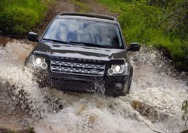 Land Rover Freelander 2 Car Wallpaper
