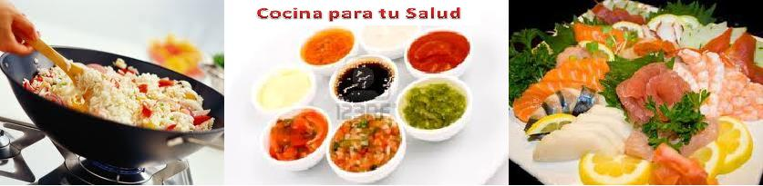 Cocina para tu Salud