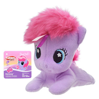 MLP Playskool Friends Starsong 6 Inch Plush