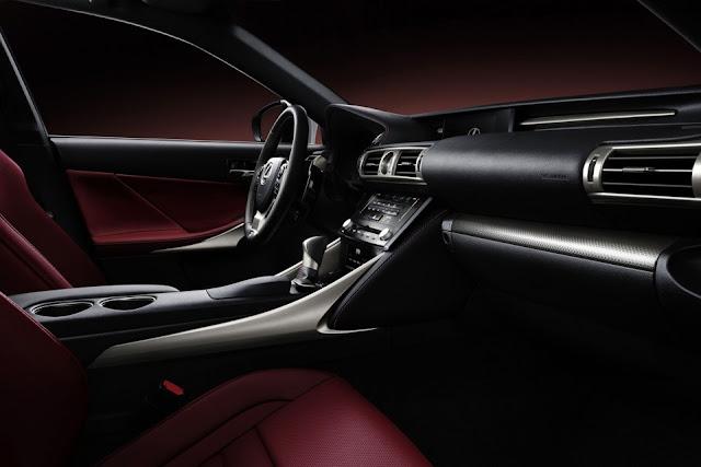 Lexus IS (2014)   2014 LEXUS IS   2014 Lexus IS 250 F Sport sedan 2013 Detroit Auto show -