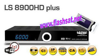 Flashsat: Lotussat LS-8900HD & Lotussat LS-1500HD 2013-02-20