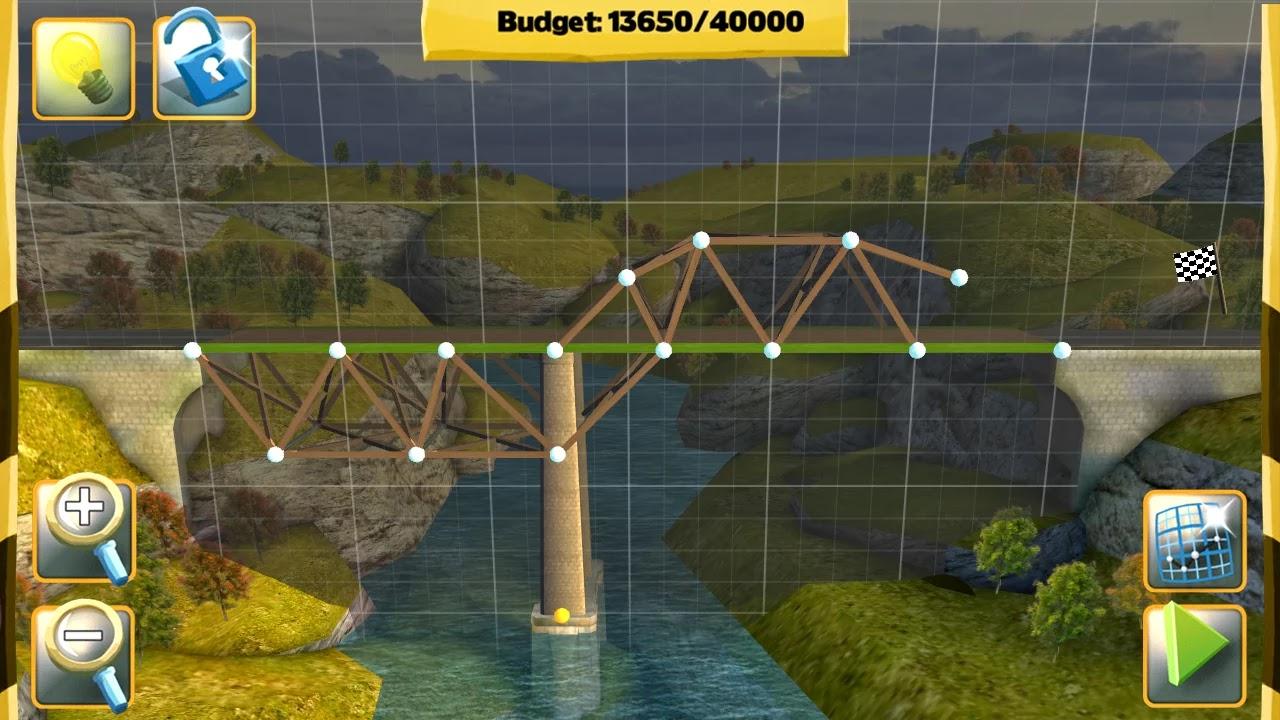 Bridge Constructor v3.5 Mod