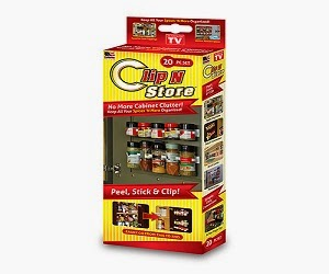 Smart Shop Murah Malaysia: Clip N Store Spice Holder