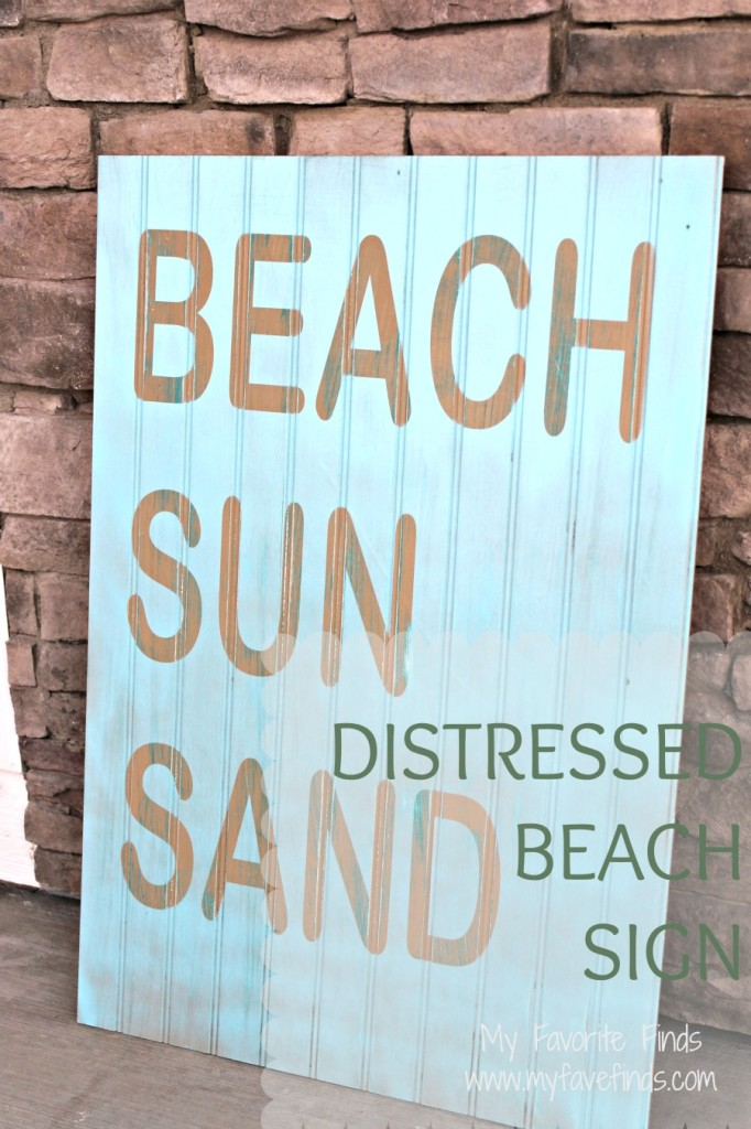 25 Beach Inspired Crafts Happy Hour Projects