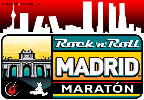 Rock'n'Roll Madrid Maratón 2012