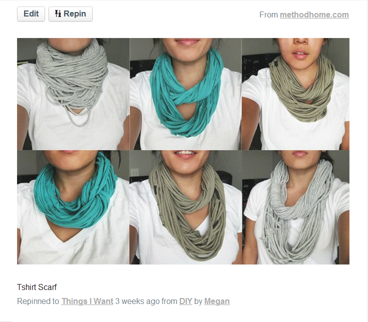 how to use infinity scarves you tube