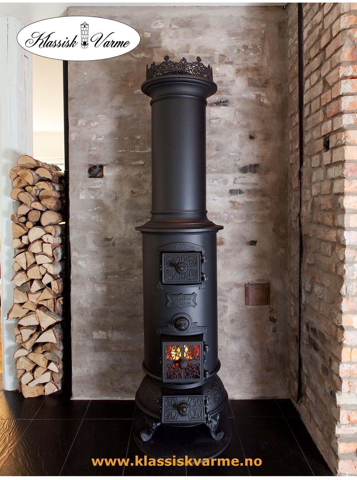 Klassisk varme = Vakre ovner !