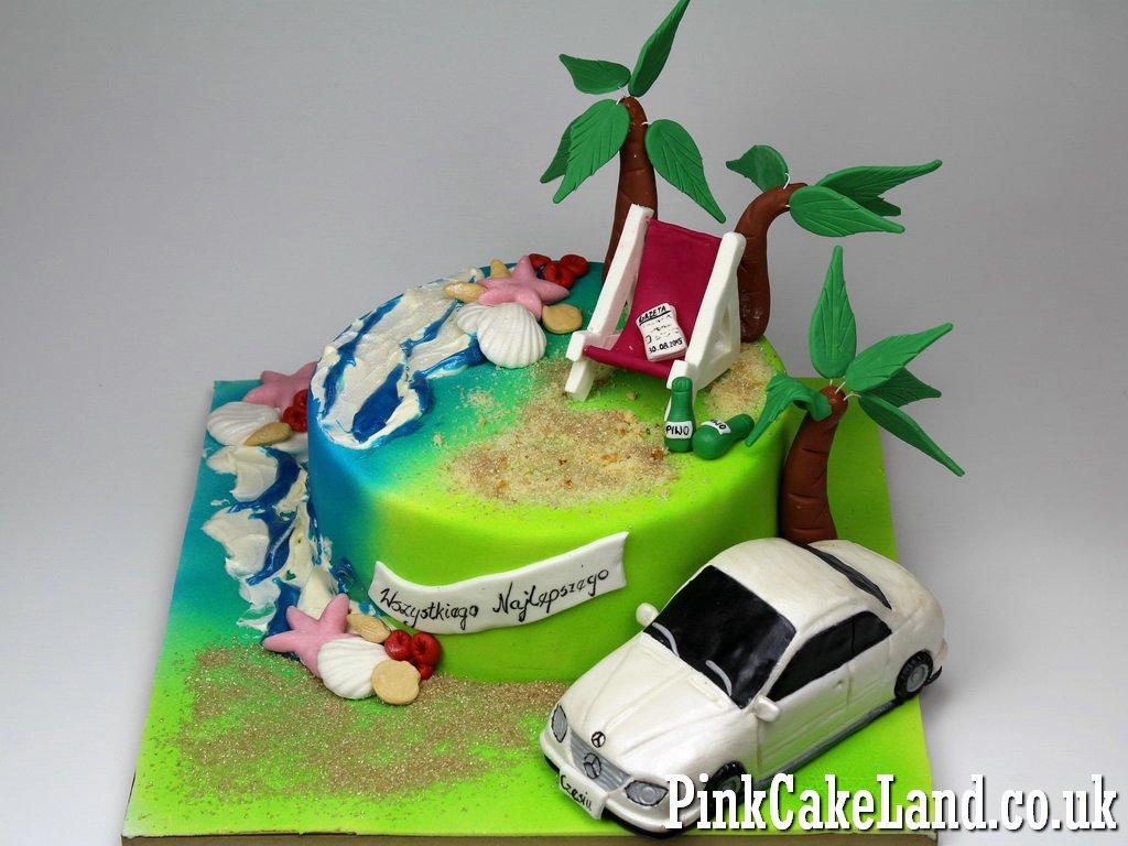 Bespoke Birthday Cake Guildford