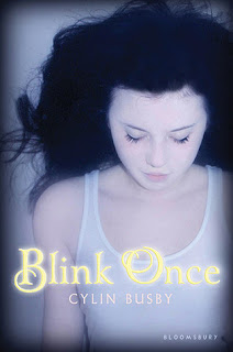 Review: Blink Once by Cylin Busby