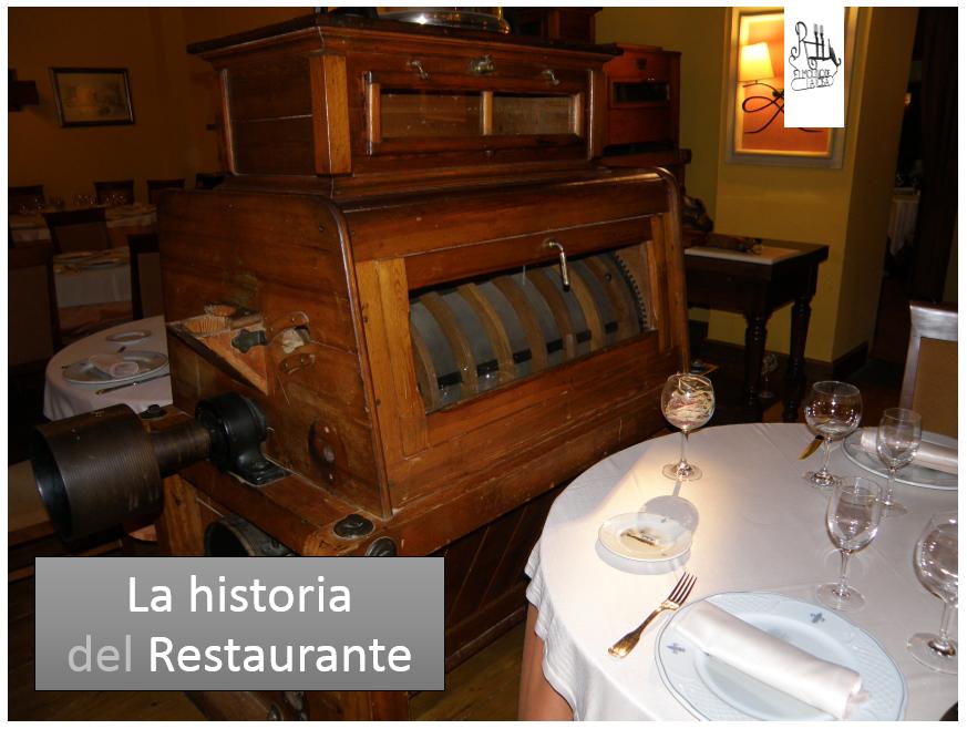Restaurante Ávila - El Molino de la Losa - La historia del restaurante