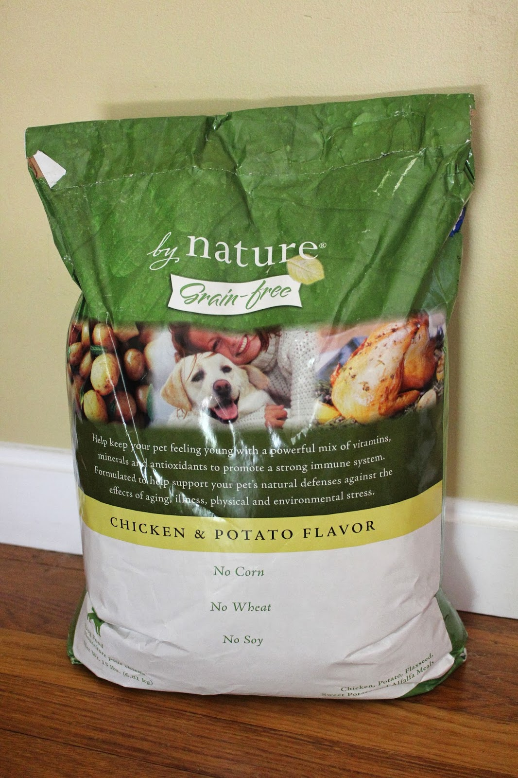 Nature Knows Best Dog Food